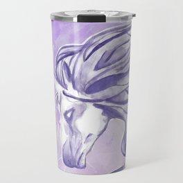 PURPLE UNICORN Travel Mug