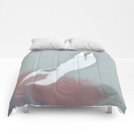 Dona d'aigua IV Comforters