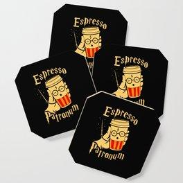 Espresso Patronum Coaster