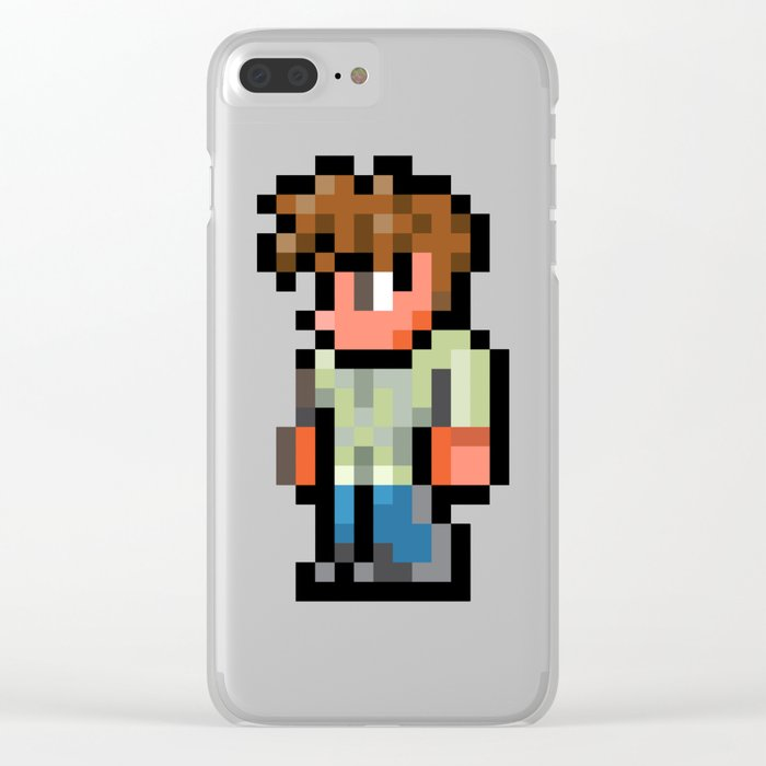 Terraria world iphone case