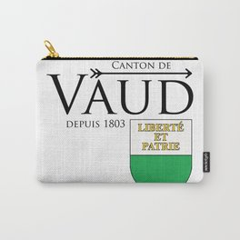 Canton of Vaud Carry-All Pouch