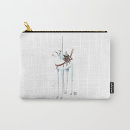 Numero 7 -Cosi che cavalcano Cose - Things that ride Things- NUOVA SERIE - NEW SERIES Carry-All Pouch
