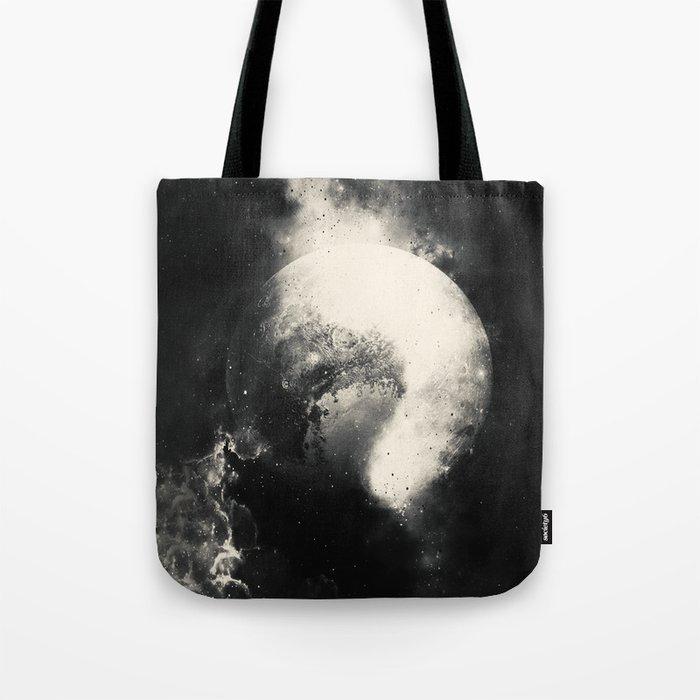 Pluto in Love Tote Bag