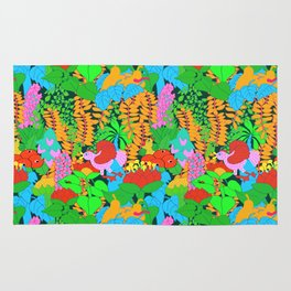 Jungle Groove Rug
