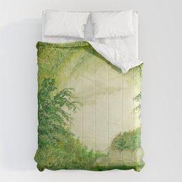 natural room Comforters