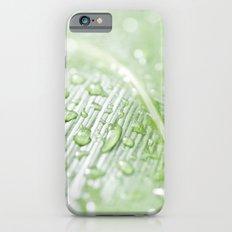 green leaf Slim Case iPhone 6s