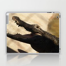 Alligator Smile Laptop & iPad Skin