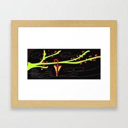 Vento Framed Art Print