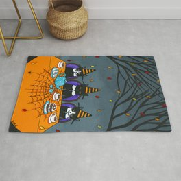 Little Witch Tea Party Rug