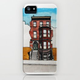 Last House Standing iPhone Case