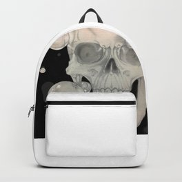 crystals and skull Backpack
