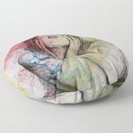 The Withering Spring II Floor Pillow