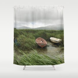 Lough Gill,Dingle Peninsula,Ireland Shower Curtain
