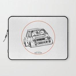 Crazy Car Art 0076 Laptop Sleeve