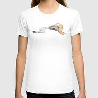 floyd T-shirts featuring pink floyd & caterpillar &butterfly by gazonula