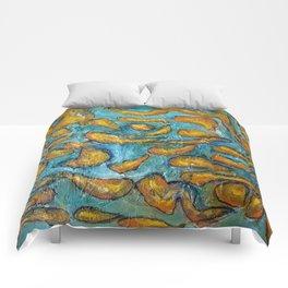 GOLDEN WATER Comforters