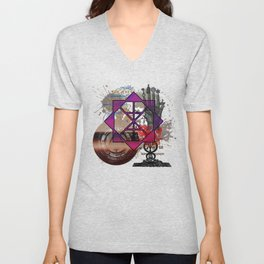 Conclave - Cryptic Unisex V-Neck