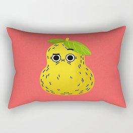 Hey Pear Rectangular Pillow