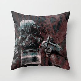 BoS Throw Pillow