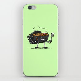 GrillBot iPhone Skin