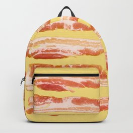 Bacon, Raw Backpack