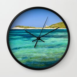 Corse 2.9 Wall Clock