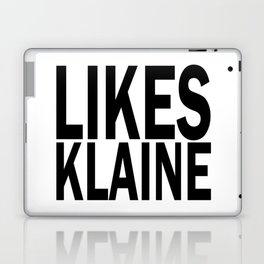 Likes Klaine Laptop & iPad Skin
