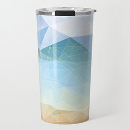 Between Earth and Sky Travel Mug