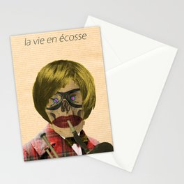 - la vie en écosse - Stationery Cards