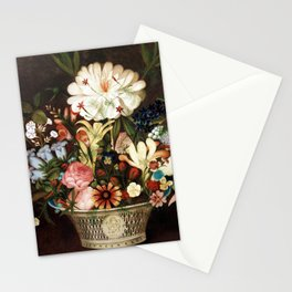 Rubens Peale From Nature in the Garden Stationery Cards