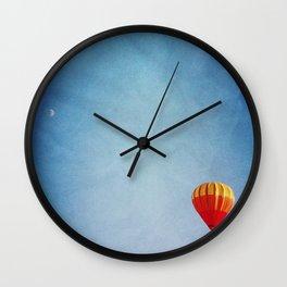 Balloon Chase Wall Clock