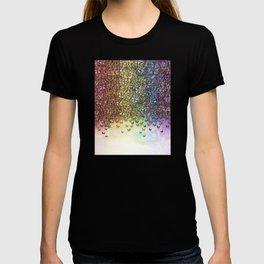 rainbow of butterflies aflutter T-shirt