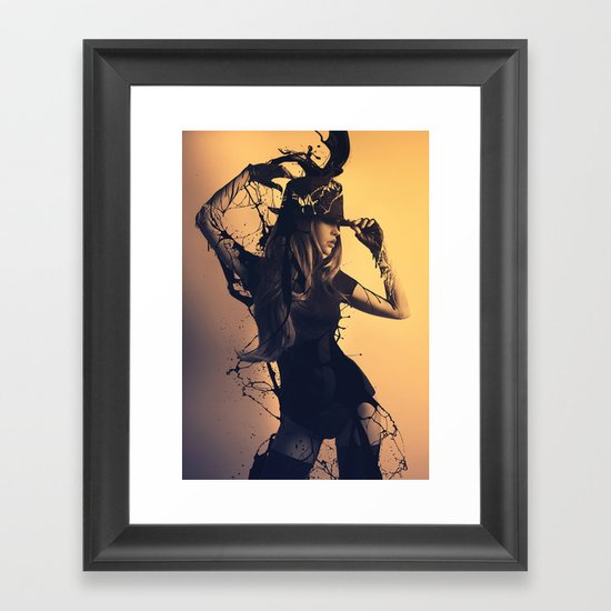 Beauty Reverie Framed Art Print