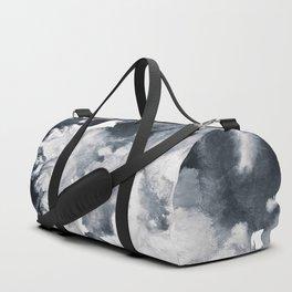 inkblot marble 8 Duffle Bag