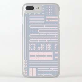 SPITZE Clear iPhone Case