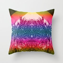 Sundried Spectres Throw Pillow