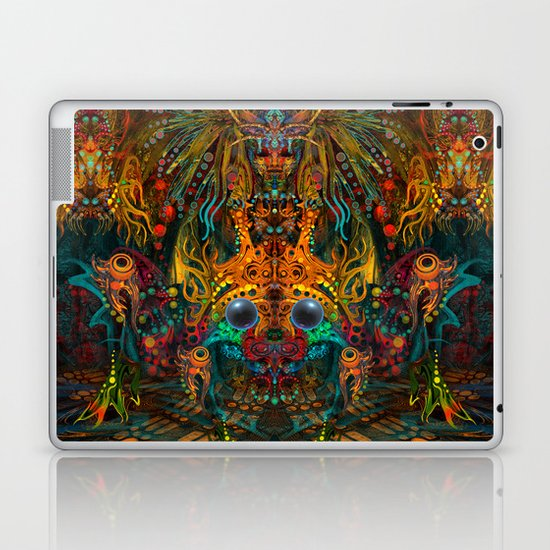 Lemuria Laptop & iPad Skin