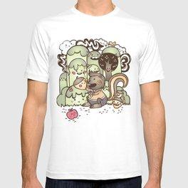 Happy Squirrel T-shirt
