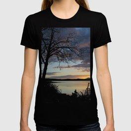Lake Quinault Sunset, Washington T-shirt