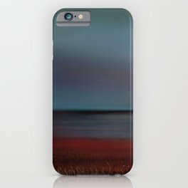 Late Afternoon at the Lake iPhone Case