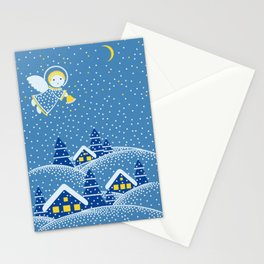 MAGIC ANGEL Stationery Cards