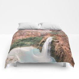 Havasu Falls Comforters