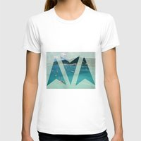boats T-shirts featuring Boats by Ria*