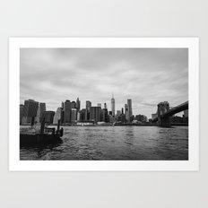 Manhattan II Art Print