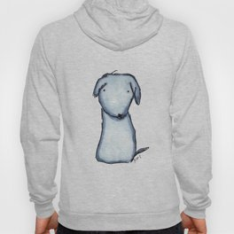 Puppy Blue Hoody