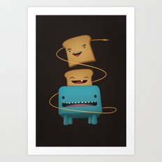 Good Morning Art Print
