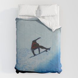 BLUE SURF Comforters