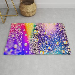 Lisa Frank's Happy Tears Rug