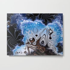 BBQSHOES: Fractal Design 103985 Metal Print