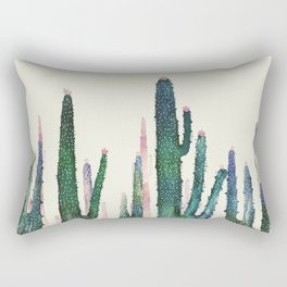 catus vertical Rectangular Pillow